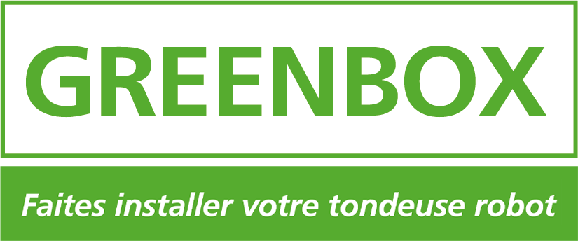 installation tondeuse robot GREENBOX